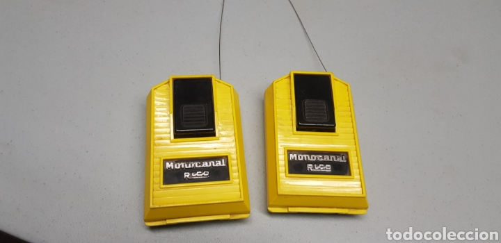 Radio Control: Coche teledirigido formula 1 santi Rico con mandos - Foto 6 - 182724683