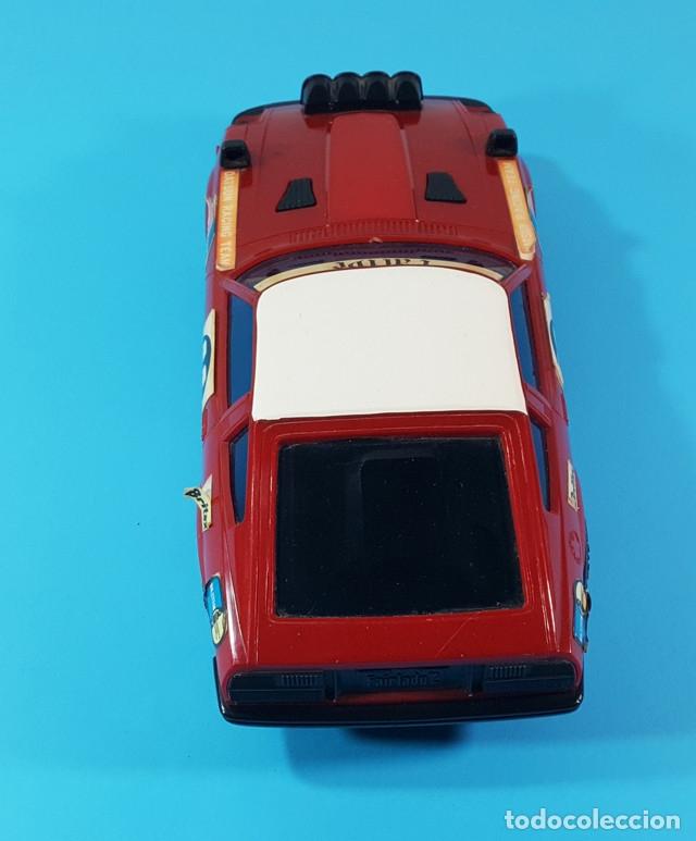 Radio Control: DATSUN 240Z RALLYE MADE IN JAPAN 26 CM LARGO, SOLO COCHE SIN MANDO, LO QUE SE VE EN LAS FOTOS - Foto 4 - 182780598