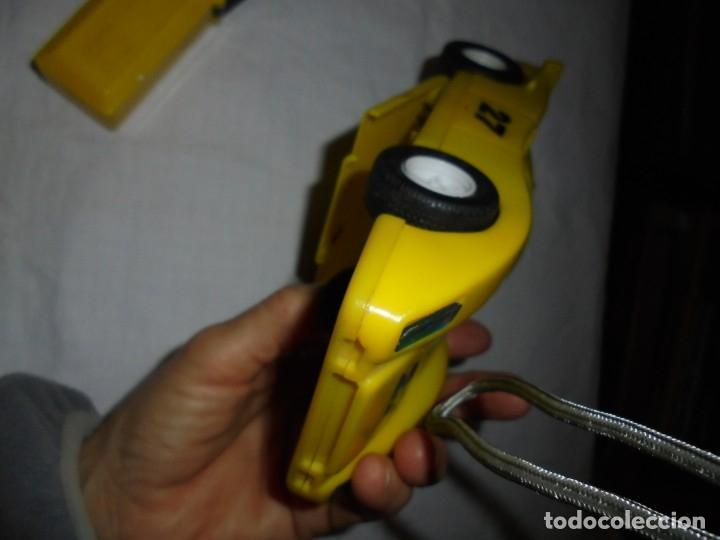 Radio Control: 2 COCHES TELEDIRIGIDOS Y UNO A FRICCION.COCHE NODDY.COCHE A FRICCION BOMBEROS OBERTOIS,COCHE CARRERA - Foto 11 - 183173192
