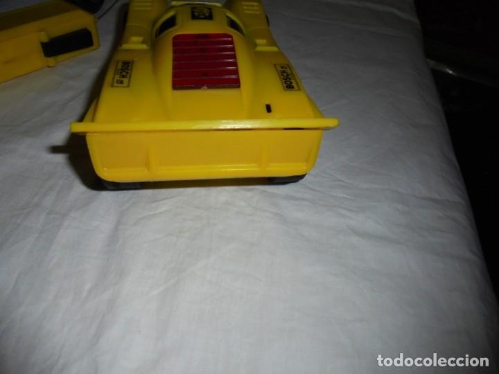 Radio Control: 2 COCHES TELEDIRIGIDOS Y UNO A FRICCION.COCHE NODDY.COCHE A FRICCION BOMBEROS OBERTOIS,COCHE CARRERA - Foto 12 - 183173192