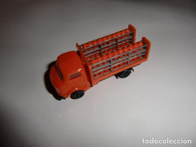 CAMION EKO REPARTO DEL GAS MODELO SAVA ESCALA 1/86 (Juguetes - Modelismo y Radiocontrol - Radiocontrol - Coches y Motos)