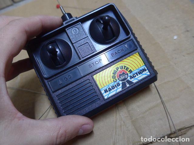 Radio Control: * Antiguo lote de coches teledirigido o radio control, años 80-90, originales. Ferrari. ZX - Foto 5 - 184259822