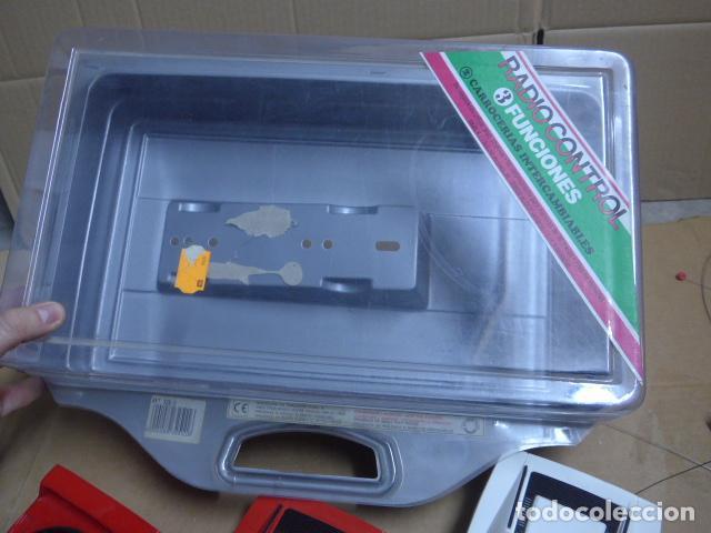 Radio Control: * Antiguo lote de coches teledirigido o radio control, años 80-90, originales. Ferrari. ZX - Foto 6 - 184259822