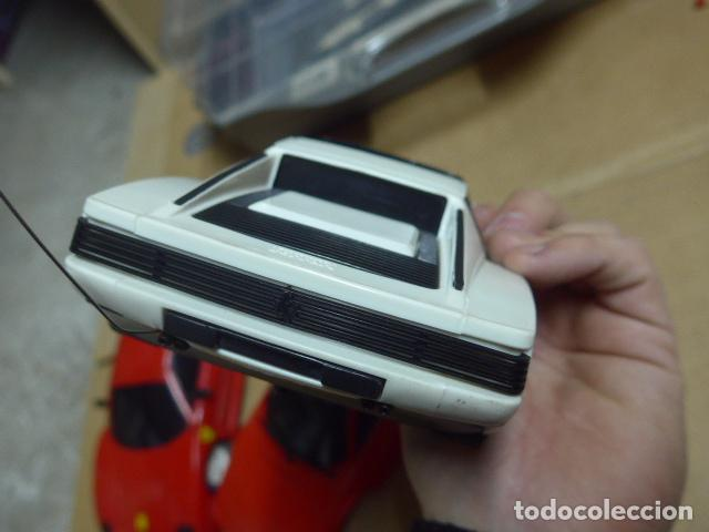 Radio Control: * Antiguo lote de coches teledirigido o radio control, años 80-90, originales. Ferrari. ZX - Foto 18 - 184259822