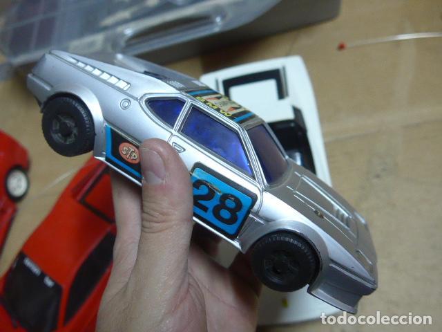 Radio Control: * Antiguo lote de coches teledirigido o radio control, años 80-90, originales. Ferrari. ZX - Foto 19 - 184259822