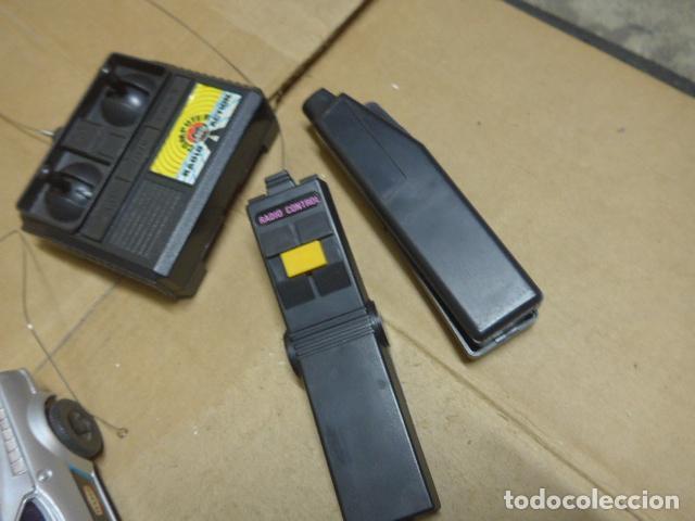 Radio Control: * Antiguo lote de coches teledirigido o radio control, años 80-90, originales. Ferrari. ZX - Foto 21 - 184259822