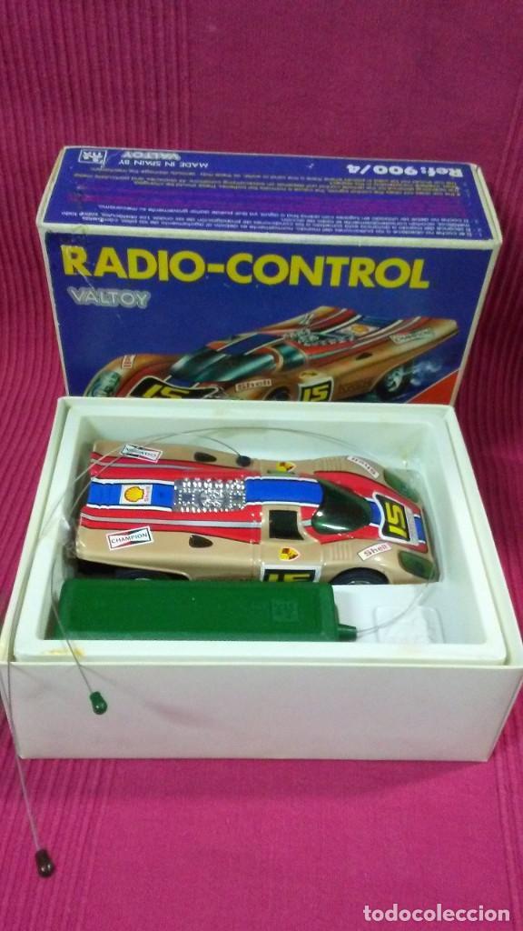 Radio Control: PORSCHE 917. RADIO-CONTROL. MADE IN SPAIN BY VALTOY. - Foto 2 - 184316040