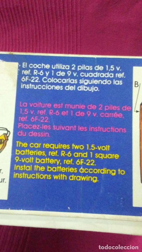 Radio Control: PORSCHE 917. RADIO-CONTROL. MADE IN SPAIN BY VALTOY. - Foto 16 - 184316040
