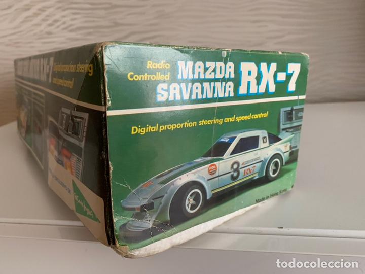Radio Control: MAZDA SAVANNA. RX-7. Radio control. Escala 1/14. Modelo exclusivo El Corte Inglés - Foto 13 - 186056671