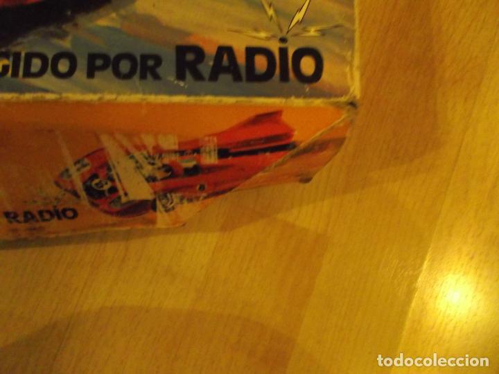 Radio Control: Fabuloso Coche PORSCHE 917 Radio Control PACTRA Ref 745 Caja Original Fabricado,en España ver fotos - Foto 3 - 189122777