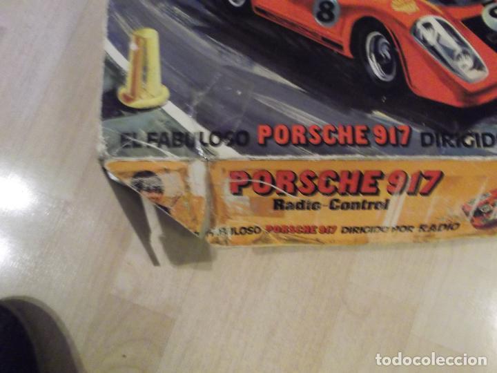 Radio Control: Fabuloso Coche PORSCHE 917 Radio Control PACTRA Ref 745 Caja Original Fabricado,en España ver fotos - Foto 4 - 189122777
