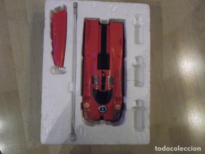 Radio Control: Fabuloso Coche PORSCHE 917 Radio Control PACTRA Ref 745 Caja Original Fabricado,en España ver fotos - Foto 7 - 189122777