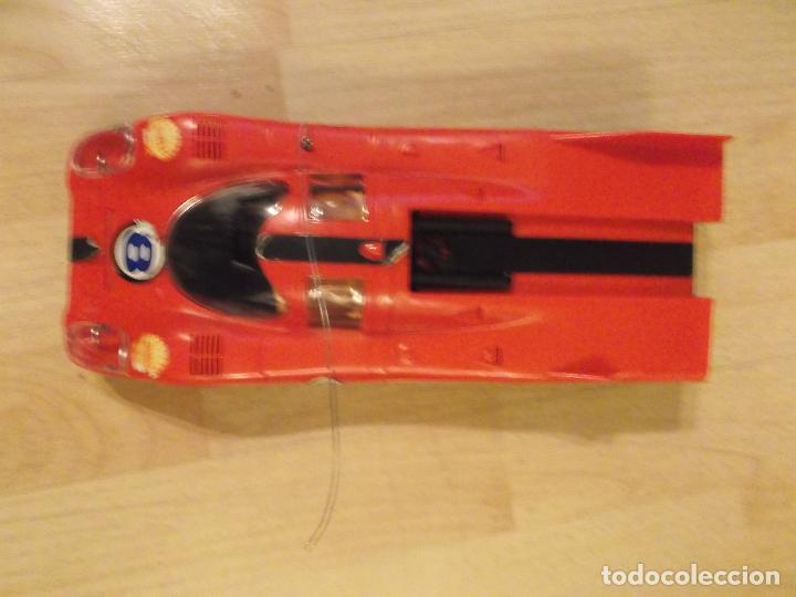 Radio Control: Fabuloso Coche PORSCHE 917 Radio Control PACTRA Ref 745 Caja Original Fabricado,en España ver fotos - Foto 19 - 189122777