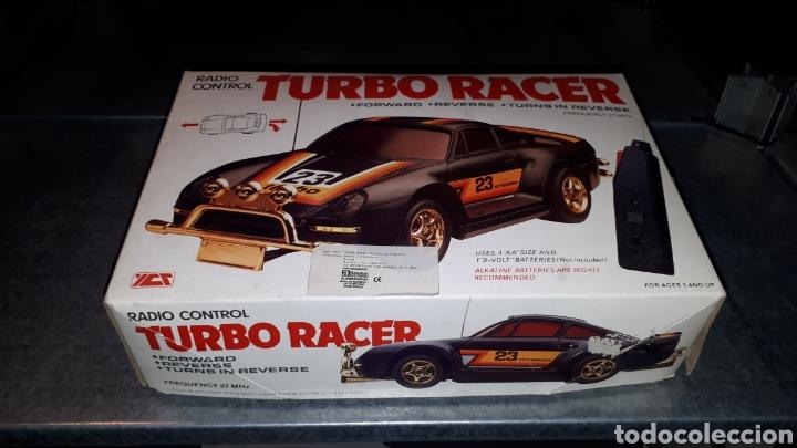 COCHE TELEDIRIGIDO TURBO RACER PORSCHE 911 TURBO (Juguetes - Modelismo y Radiocontrol - Radiocontrol - Coches y Motos)