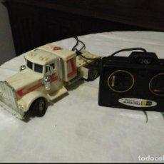 Radio Control: CAMIÓN CONTROL REMOTO CANADIAN TIRE NEW BRIGHT VINTAGE 1981. Lote 210606191