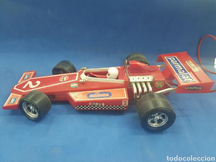 Radio Control: Gran coche Formula 1 , RULLERO , industria Argentina , años 1960-70 - Foto 4 - 193728621