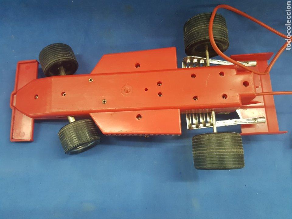 Radio Control: Gran coche Formula 1 , RULLERO , industria Argentina , años 1960-70 - Foto 5 - 193728621
