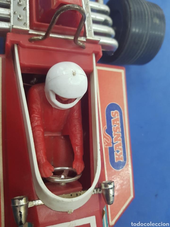 Radio Control: Gran coche Formula 1 , RULLERO , industria Argentina , años 1960-70 - Foto 7 - 193728621