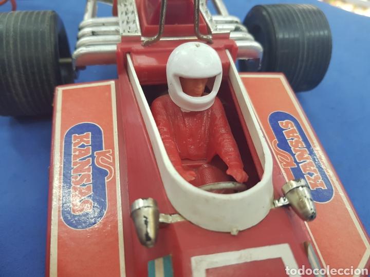 Radio Control: Gran coche Formula 1 , RULLERO , industria Argentina , años 1960-70 - Foto 8 - 193728621
