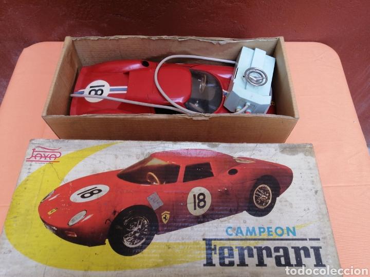 Radio Control: Campeon ferrari marca jaya - Foto 2 - 193925253