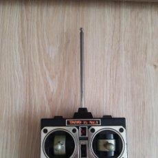 Rádio Controlo: MANDO EMISORA PARA COCHE TAIYO RC AÑOS 80 27MHZ. Lote 207732145