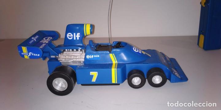 Radio Control: COCHE RADIO CONTROL RACING CAR FORMULA 1. 24,5 X 11,5 CM. CON CAJA. - Foto 4 - 194334288