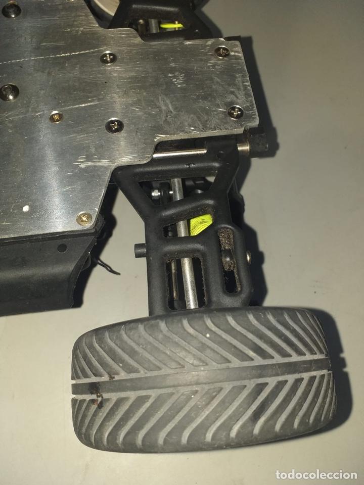 Radio Control: Antiguo Coche radio control gasolina con mando - ver las fotos - Foto 11 - 194354631