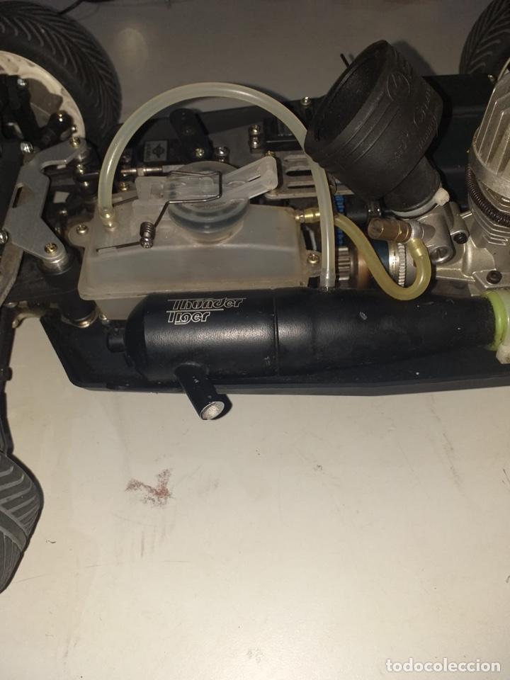 Radio Control: Antiguo Coche radio control gasolina con mando - ver las fotos - Foto 13 - 194354631