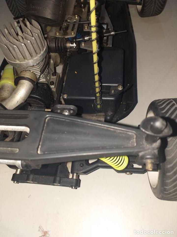 Radio Control: Antiguo Coche radio control gasolina con mando - ver las fotos - Foto 18 - 194354631