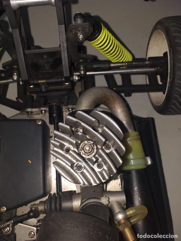 Radio Control: Antiguo Coche radio control gasolina con mando - ver las fotos - Foto 20 - 194354631