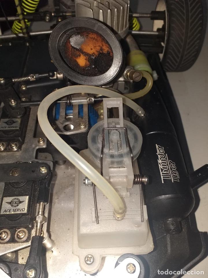 Radio Control: Antiguo Coche radio control gasolina con mando - ver las fotos - Foto 22 - 194354631