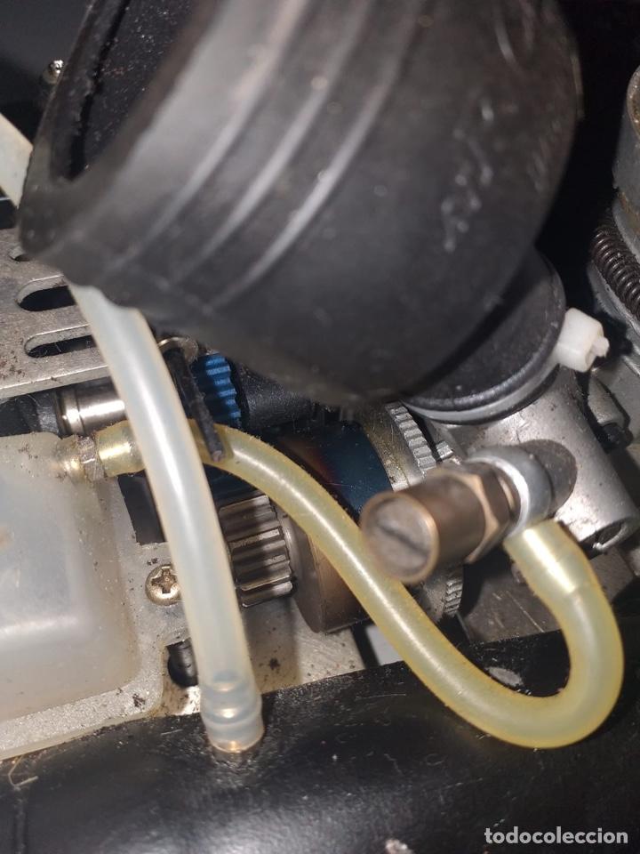 Radio Control: Antiguo Coche radio control gasolina con mando - ver las fotos - Foto 23 - 194354631