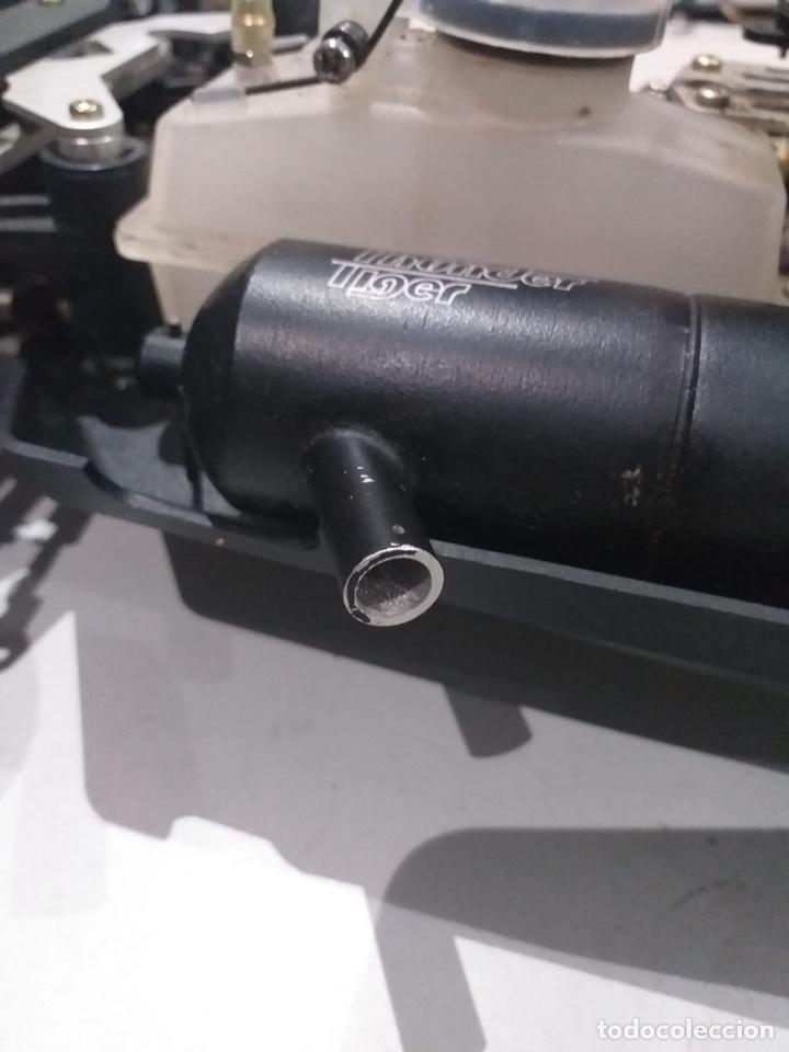 Radio Control: Antiguo Coche radio control gasolina con mando - ver las fotos - Foto 37 - 194354631