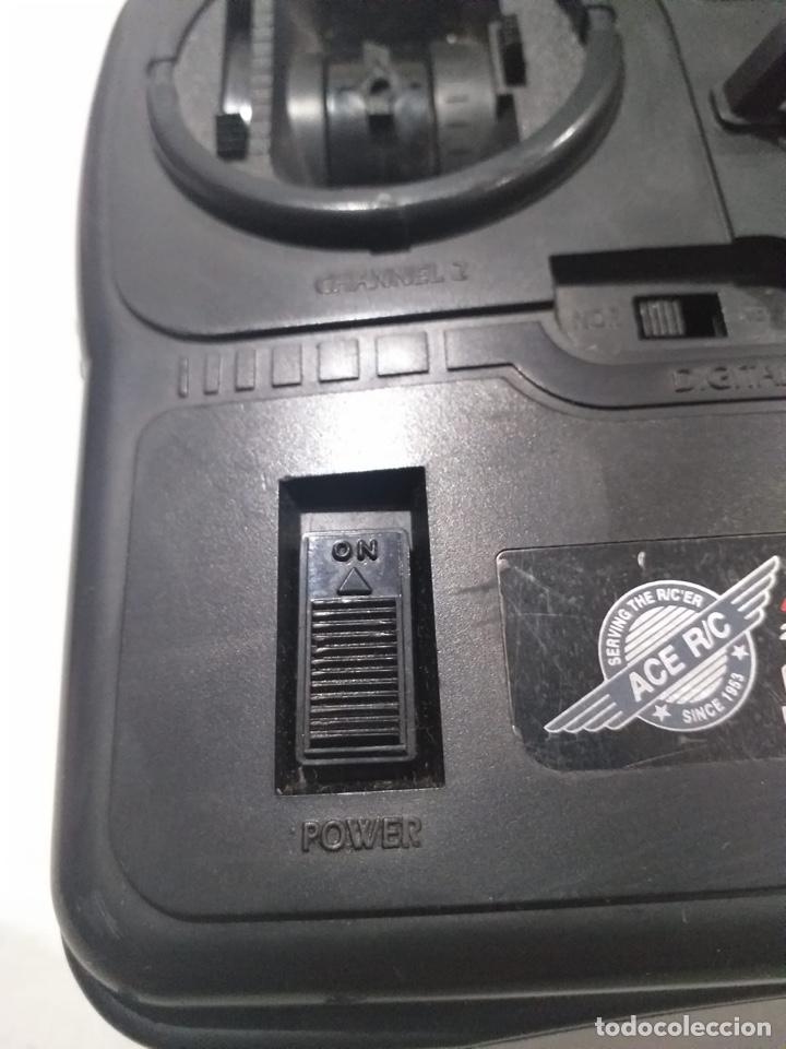 Radio Control: Antiguo Coche radio control gasolina con mando - ver las fotos - Foto 46 - 194354631