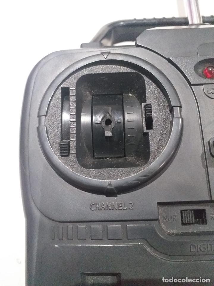 Radio Control: Antiguo Coche radio control gasolina con mando - ver las fotos - Foto 48 - 194354631