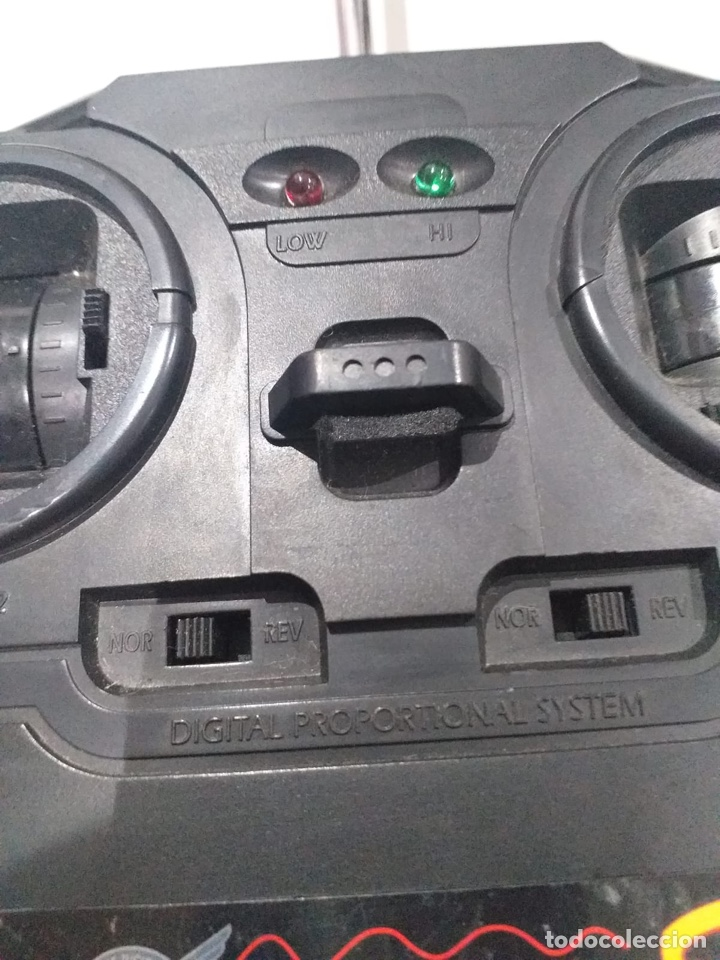 Radio Control: Antiguo Coche radio control gasolina con mando - ver las fotos - Foto 50 - 194354631