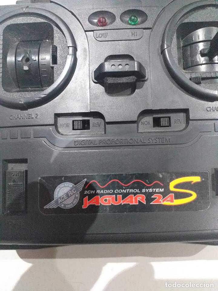 Radio Control: Antiguo Coche radio control gasolina con mando - ver las fotos - Foto 51 - 194354631