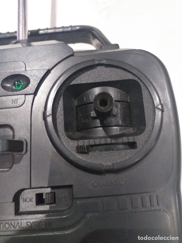 Radio Control: Antiguo Coche radio control gasolina con mando - ver las fotos - Foto 52 - 194354631