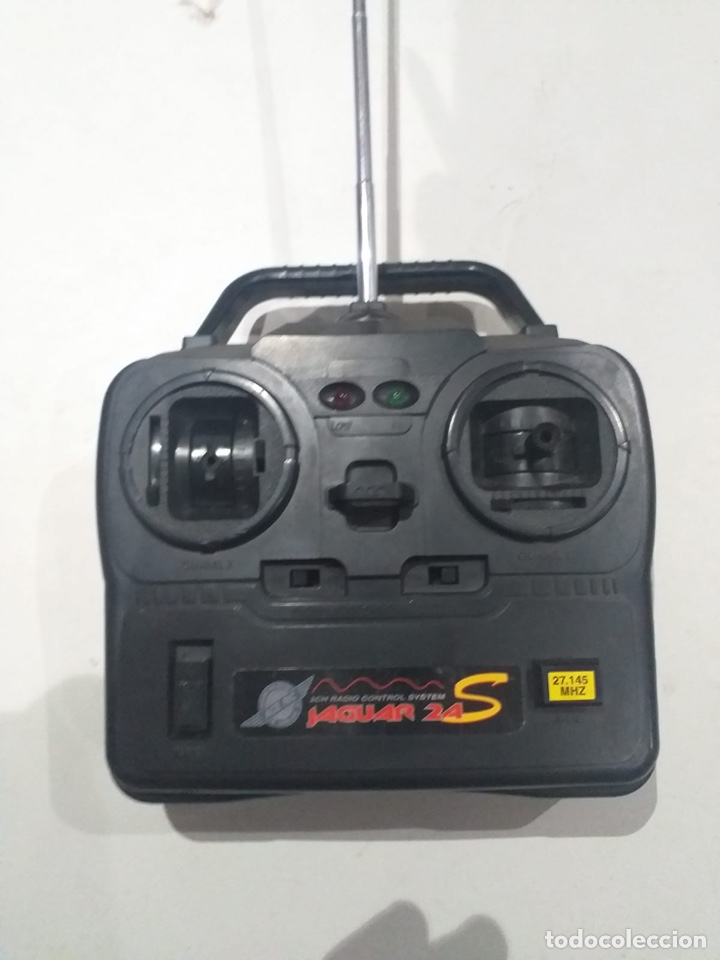 Radio Control: Antiguo Coche radio control gasolina con mando - ver las fotos - Foto 56 - 194354631