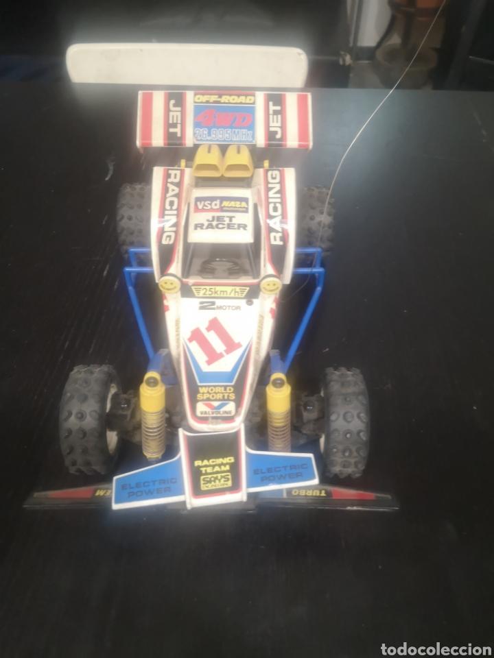 BUGGY JET RACER DE LA MARCA TAIYO MADE IN JAPAN AÑOS 90 (Juguetes - Modelismo y Radiocontrol - Radiocontrol - Coches y Motos)