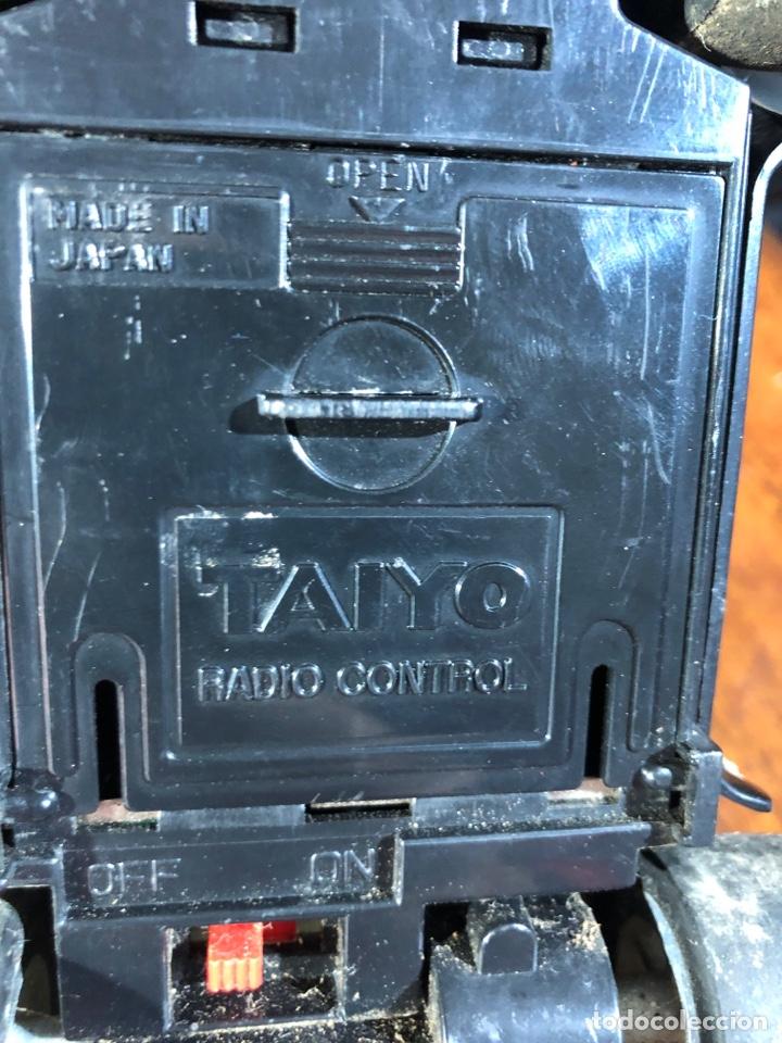 Radio Control: COCHE TELEDIRIGIDO TAIYO RADIO CONTROL MADE IN JAPAN , PORSCHE TARGA SIN PROBAR - Foto 10 - 194591170
