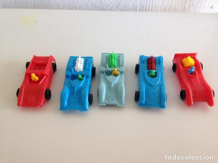 Radio Control: Lote 5 coches de plastico - Foto 2 - 194632018