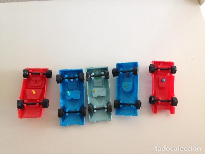 Radio Control: Lote 5 coches de plastico - Foto 3 - 194632018
