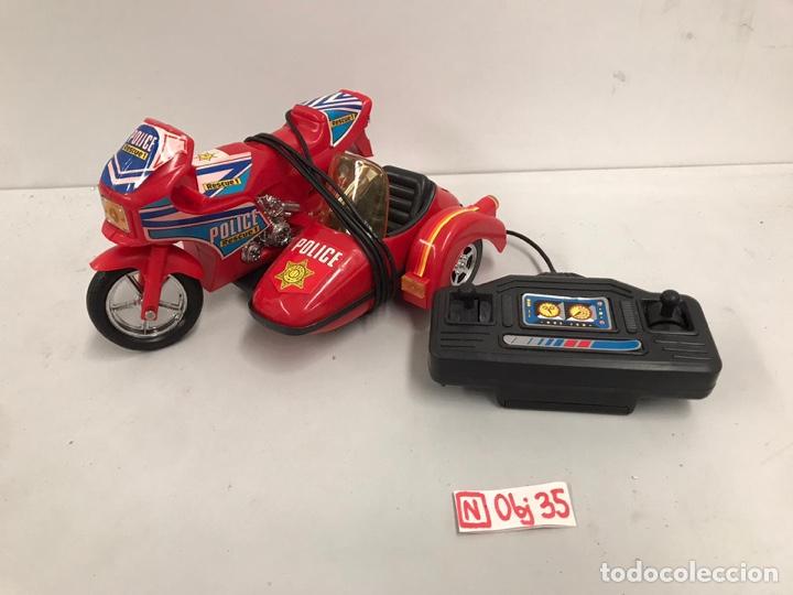 MOTO CON SIDECAR RC (Juguetes - Modelismo y Radiocontrol - Radiocontrol - Coches y Motos)