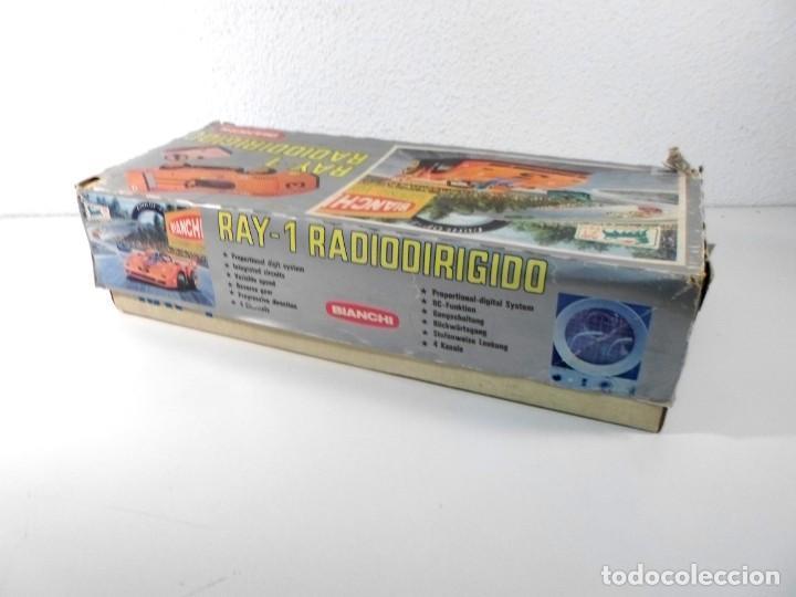 Radio Control: COCHE RAY-1 RADIODIRIGIDO - BIANCHI - CON CAJA ORIGINAL - Foto 6 - 195369162