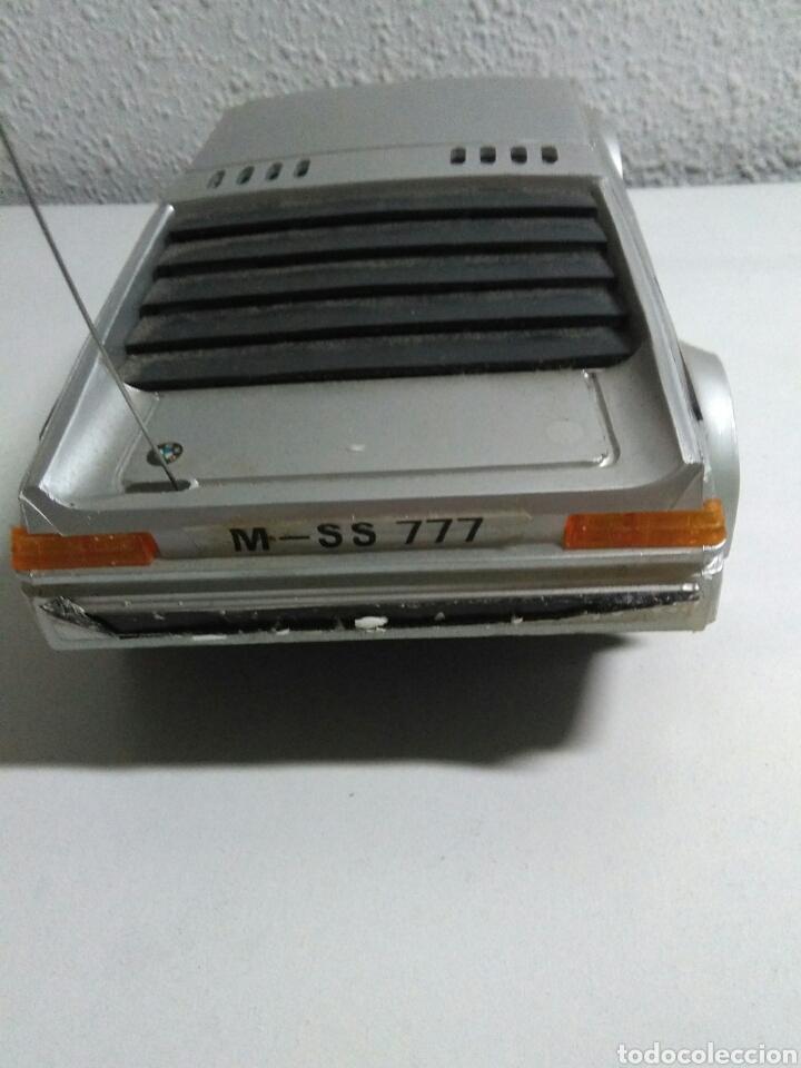 Radio Control: Coche radio control BMW M1 con su caja original - Foto 4 - 195371453
