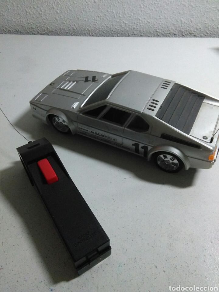 Radio Control: Coche radio control BMW M1 con su caja original - Foto 6 - 195371453