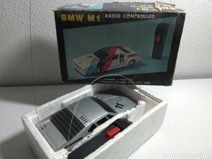 Radio Control: Coche radio control BMW M1 con su caja original - Foto 10 - 195371453