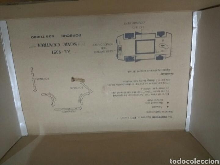 Radio Control: PORSCHE 935 TURBO SONIC CONTROL - Foto 6 - 195580925