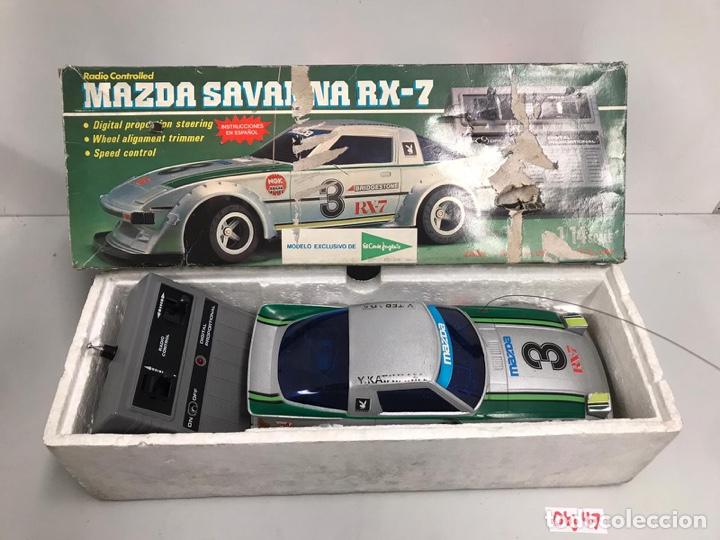 MAGDA SAVANNA RX-7 (Juguetes - Modelismo y Radiocontrol - Radiocontrol - Coches y Motos)